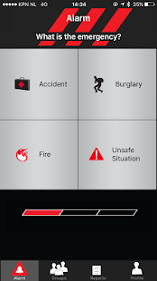LAS local alarm system- screenshot thumbnail