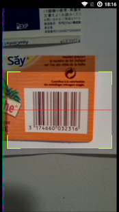 Bar-Code reader- screenshot thumbnail