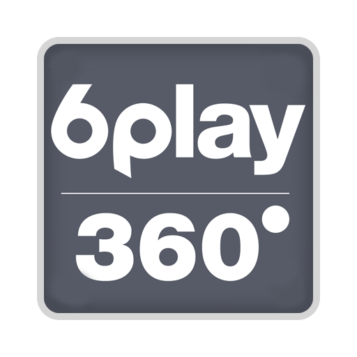 6play 360 Icon