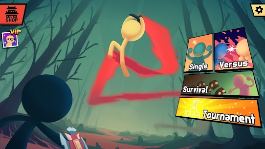 Stickman Fight Battle MOD APK (Unlimited Money/No Ads) for Android 6