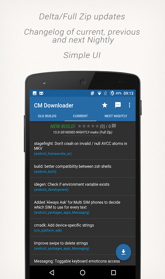 Lineage Downloader- screenshot