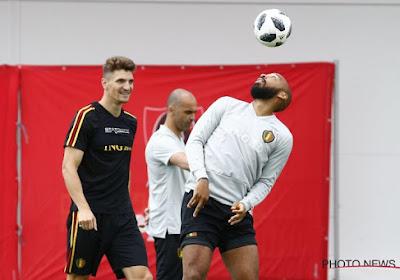 """Na alle speculaties blijft Henry gewoon bij de Rode Duivels: """"Voor twee jaar? In voetbal kan je niets garanderen"""""""