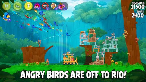 Angry Birds Rio screenshot 11