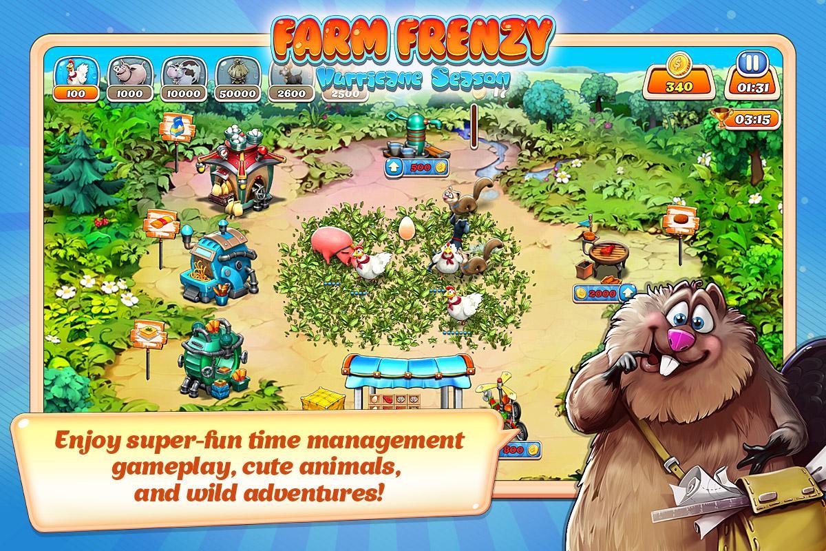 Farm Frenzy: Hurricane Season APK OBB Download - Install