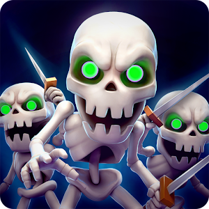Free multiplayer strategy game. Collect cards and clash against your enemies! APK Icon