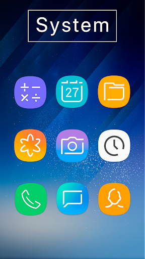 Download UX S9 - Icon Pack on PC & Mac with AppKiwi APK