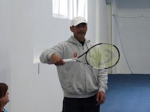 Photo: Unser Trainer Emilio Alvarez