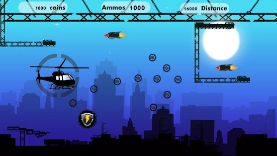Reckless Rider Helicopter Screenshot
