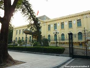 Photo: #011-La résidence des hôtes officiels à Hanoi