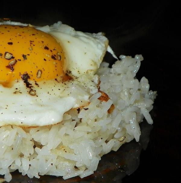 Sinangag (garlic Flavored Rice) Recipe