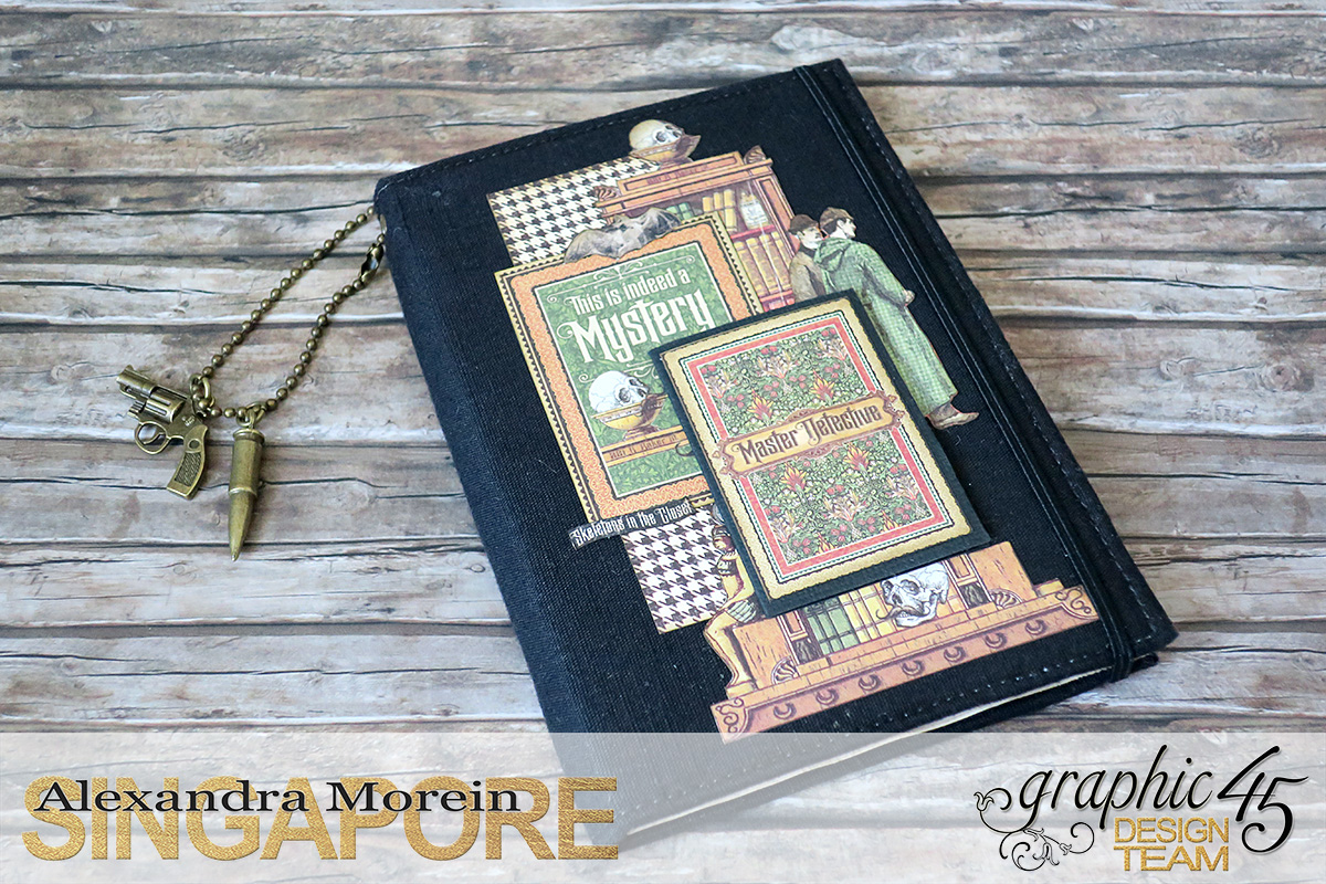 Master Detective Box and Albums, Project by Alexandra Morein, Product by Graphic 45, Photo 14.jpg