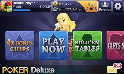 Download Texas HoldEm Poker Deluxe APK