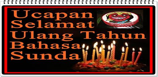 Ucapan Selamat Ulang Tahun Dalam Bahasa Sunda Apps On Google Play