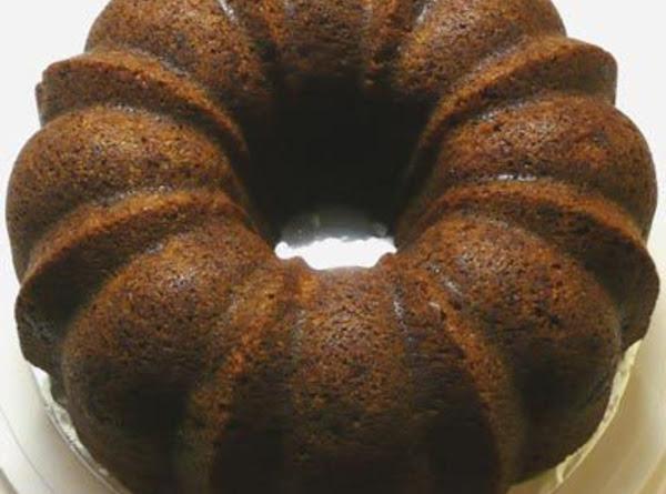 Dr. Byrd Cake Recipe