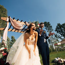Fotógrafo de bodas Fedor Buben (BUBEN). Foto del 16.10.2018