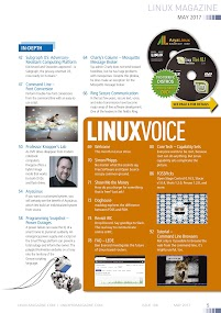 Linux Magazine- screenshot thumbnail