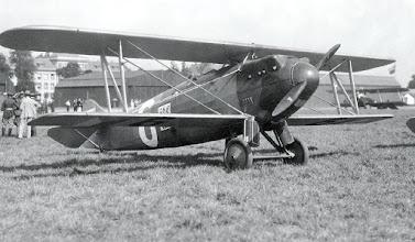 Photo: Letov Š-20  VHÚ Praha / Folprecht