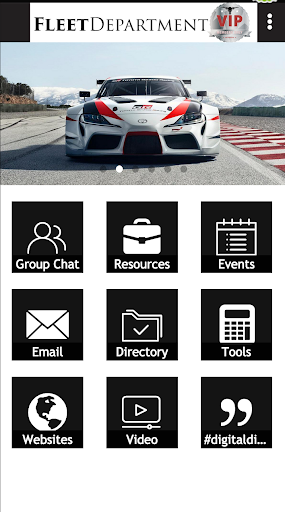 Screenshot for Earnhardt Fleet in United States Play Store