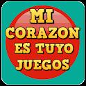Mi Corazon Es Tuyo Juegos icon