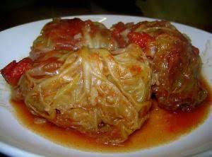 Polish Cabbage Rolls-golabki