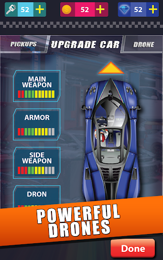 Gangwar Riot - Fastlane Arcade Shooter Car 2D Game  screenshots EasyGameCheats.pro 5