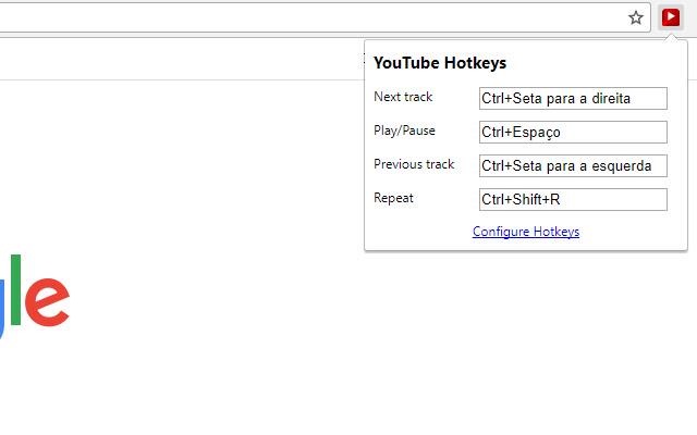 YouTube Hotkeys