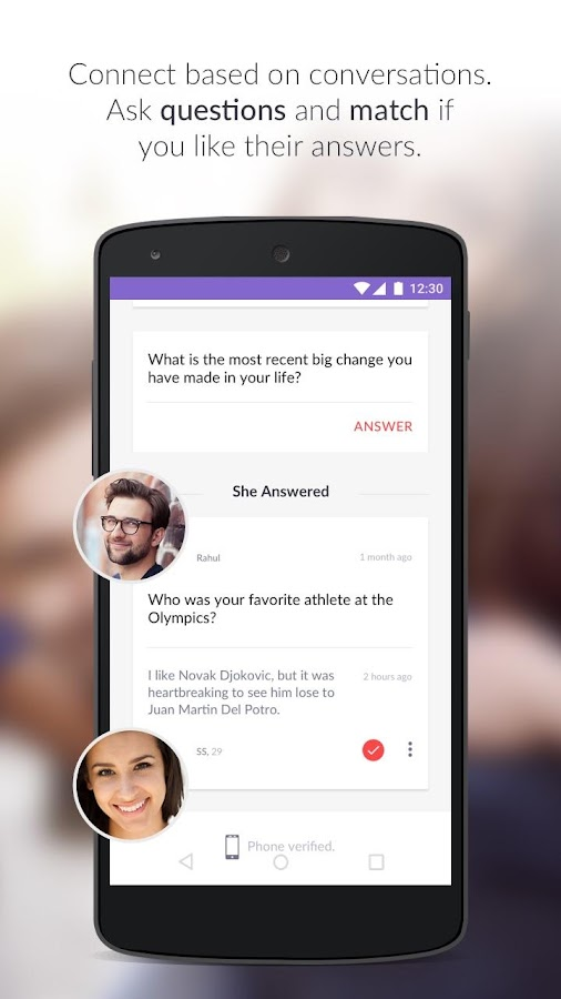 Woo - Dating App- screenshot
