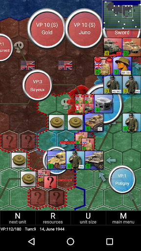Fall of Normandy 1944
