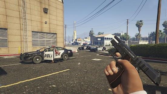 San Andreas Crime Auto - náhled