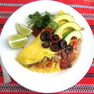 Fajita Omelet