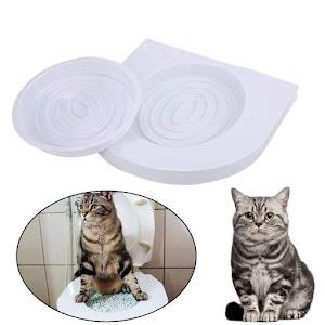 Citi Kitty - kit pentru educarea pisicilor la toaleta
