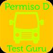Test Autoescuela Permiso D. Test Guru. icon