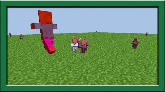 minecraft baby mod