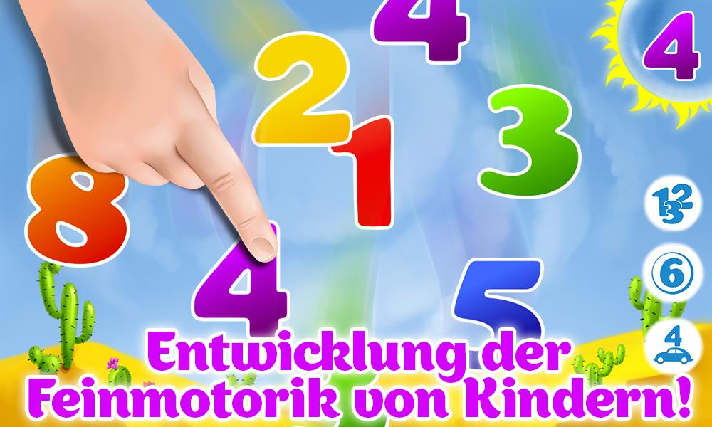 kinder spiele zahlen lernen android apps auf google play. Black Bedroom Furniture Sets. Home Design Ideas