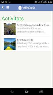 Vall de Cardós- screenshot thumbnail