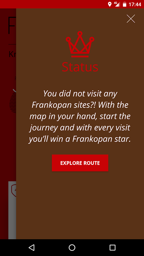 The Routes of the Frankopans- screenshot