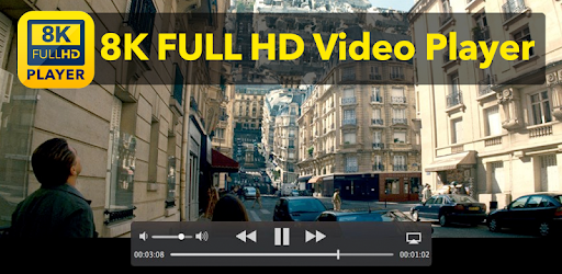5K 8K Video Player for PC