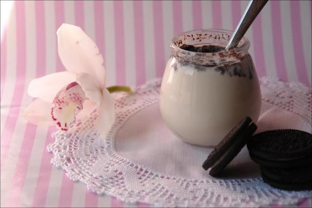 Oreo Yogurt