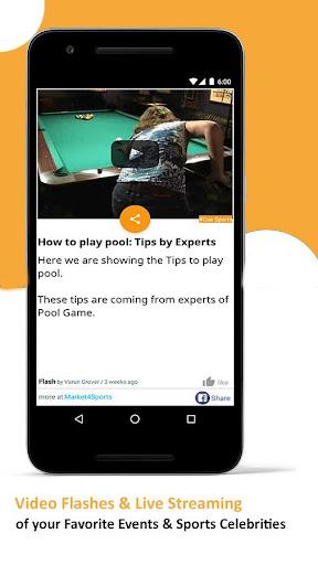 玩免費運動APP|下載SportsFlashes app不用錢|硬是要APP