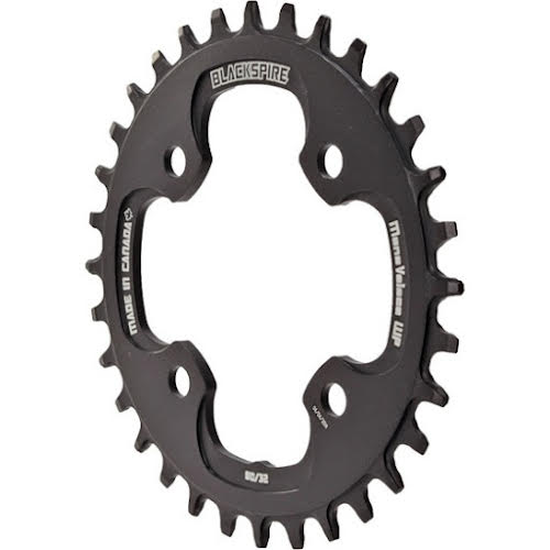 Blackspire Snaggletooth 32t Narrow-Wide Chainring 80BCD