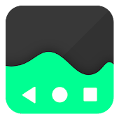 Muviz – Status Bar & Navbar Music Visualizer
