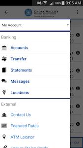 CVFCU Mobile Banking screenshot 3