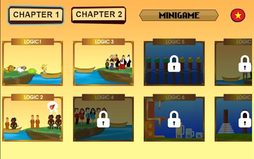 River Crossing IQ - Trivia Quiz 1.05 screenshots 4