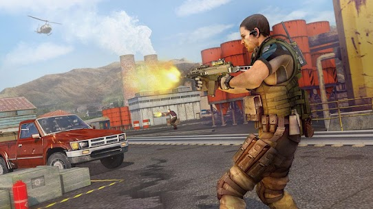 FPS Encounter Shooting 2020: New Shooting Games 10