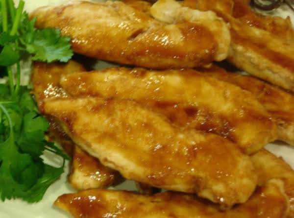 Marmalade Glazed Chicken Tenders Recipe