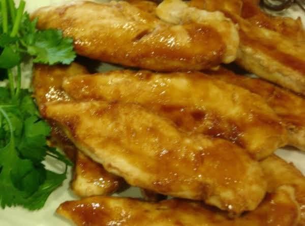 Marmalade Glazed Chicken Tenders Recipe