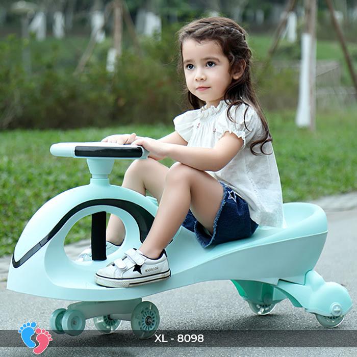 Xe lắc tay trẻ em Broller XL8098 11