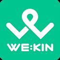 위킨(WE:KIN) - 당신의 주말을 우리(WE)가 즐(KIN)겁게 해드립니다 icon