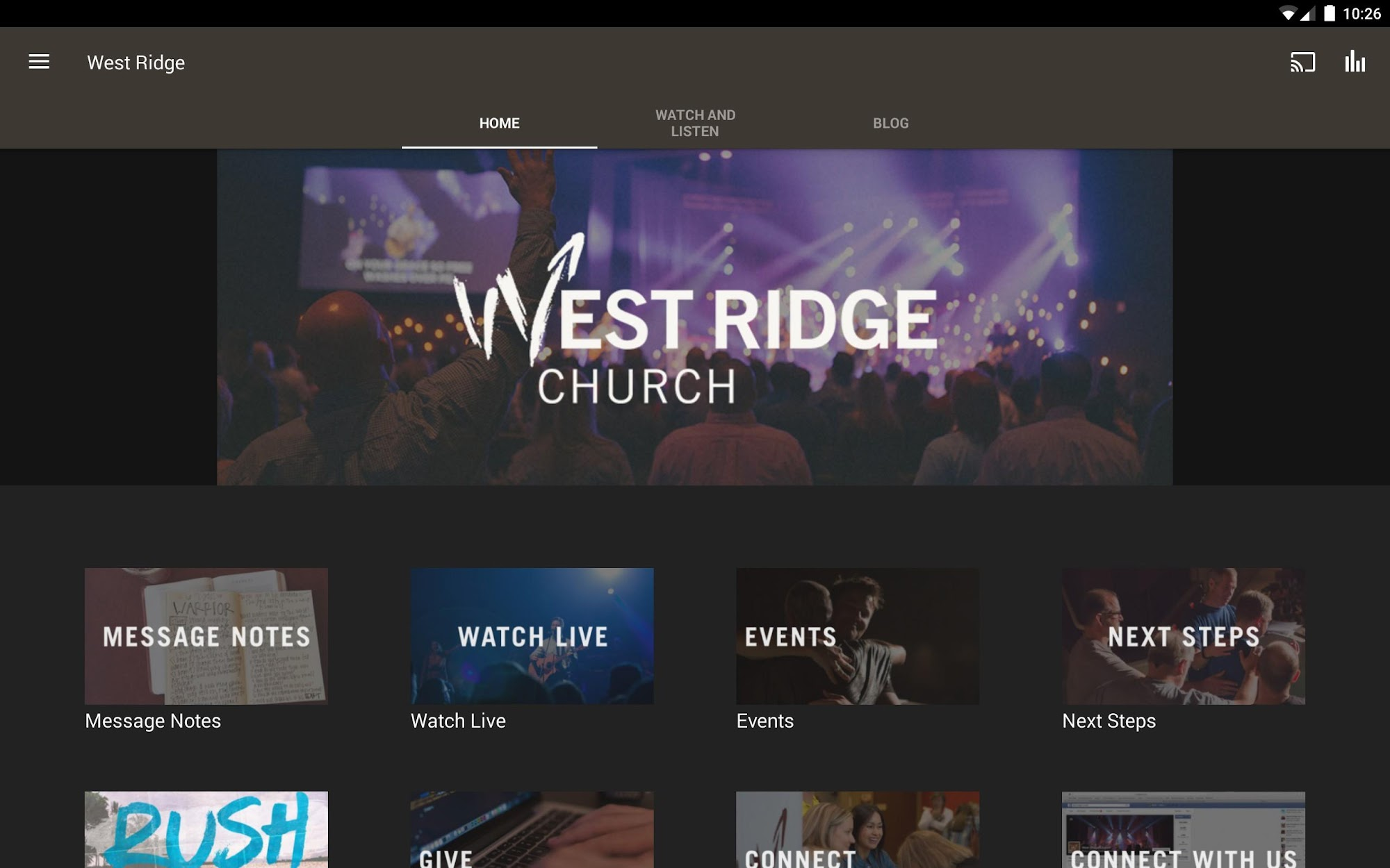 West Ridge Church screenshot #4