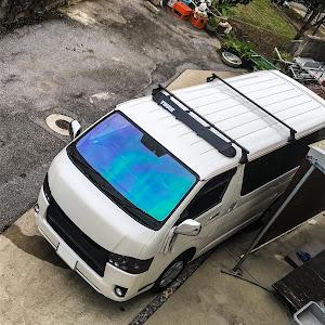 ハイエースバン GDH201V スーパーGL ダークプライムのカスタム事例画像 Kocha_ace.comさんの2019年01月11日14:19の投稿